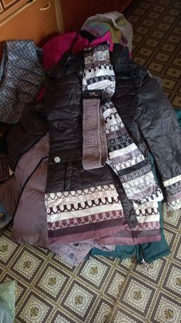 Разгрузка гардероба