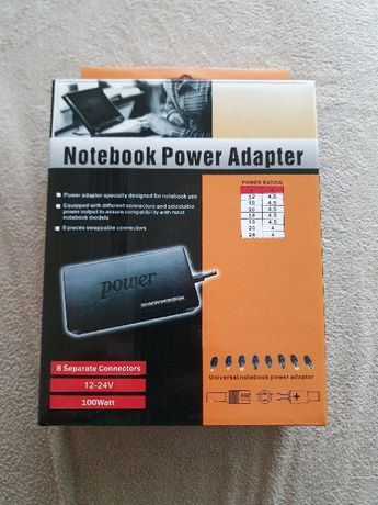 Универсално Зарядно за Лаптоп 12-24V