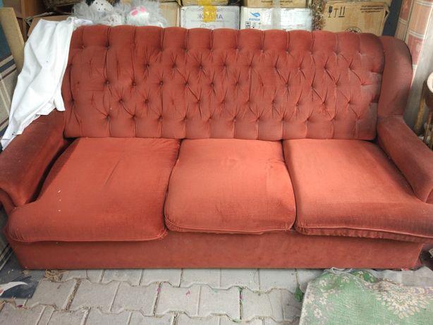 Диван-кровать + 2 кресла