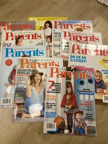 Revista Parents si Psychologies
