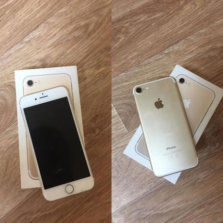 Iphone 7 Gold 777