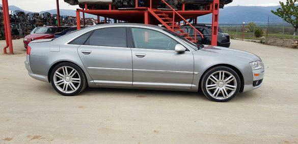 Ауди А8 / Audi A8