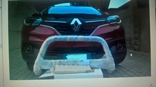 Bullbar Misutonida Renault Kadjar / Captur 63mm