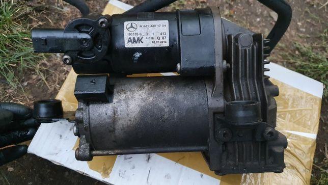 A2213201704 compresor airmatic Mercedes S class W221 ML W164