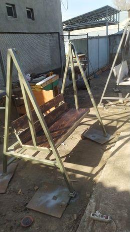 Изготовление на заказ качель и лофт мебели