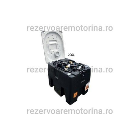 Transportabil motorina 210L ADR complet echipat