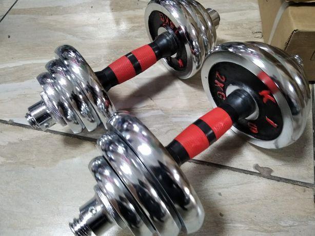 Гантели разборные 25 кг