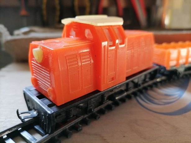 Garnitura tren marfa