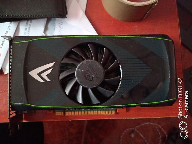 Placa video NVIDIA GeForce GTX450/1gb/DDR5/128biti