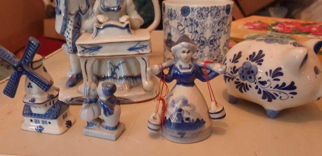 exponate ceramica de Delft