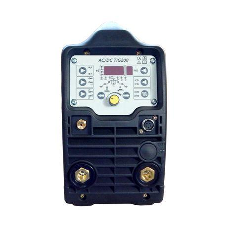 Аргонов апарат с пулс, AC/DC и ММА режими с микропроцесорно управление