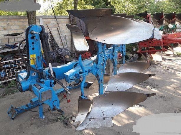Plug reversibil Hidraulic Lemken 3 trupite an 2013 stare NOU Kuhn