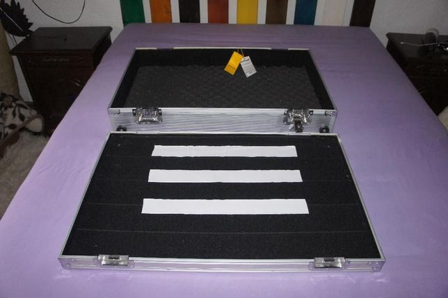 Vand case pentru efecte de chitara, Rockcase RC 23020SA