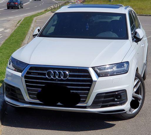 Audi Q7 de vanzare sau schimb cu imobiliare teren etc