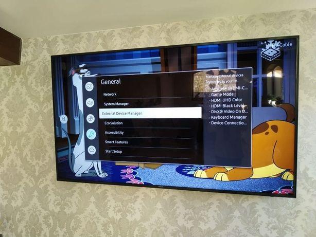 TV Samsung seria 6 4K 190 cm