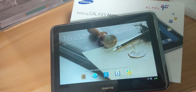 планшет оригинал Samsung note 10.1