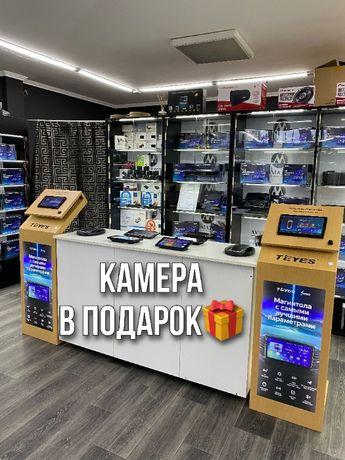 Автомагнитола Teyes Усть-Каменогорск/Рассрочка/Камера в подарок/CC3