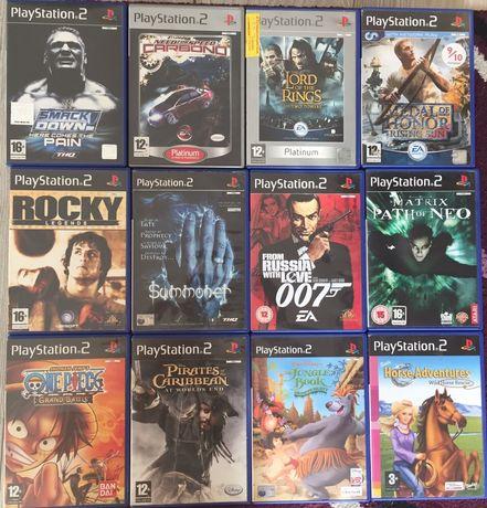 Jocuri PS2 originale