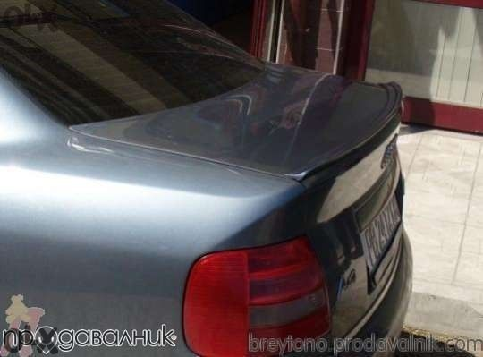 Лип спойлери за Audi 80/A4/А6/А8