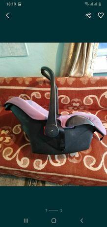 Детская коляска авто люлька