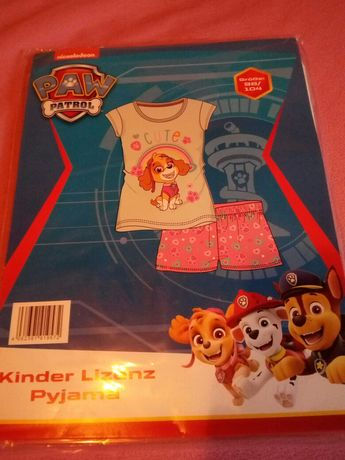 Pijama copii cu imprimeu