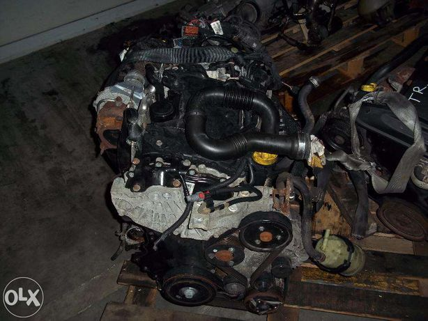 Vand motor Renault Traffic 2.0 2008