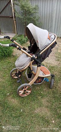 Продам коляску аймели в хорошем состоянии