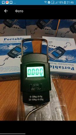 Электронные весы новые в упаковке от 1г до 50кг