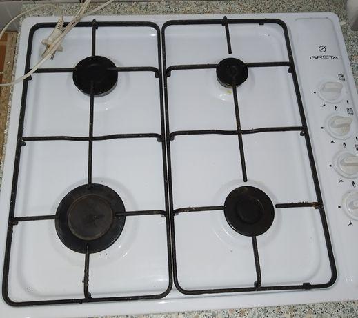 Газовая встраиваемая плита