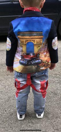 Комплект Armani за момче - 12 месеца