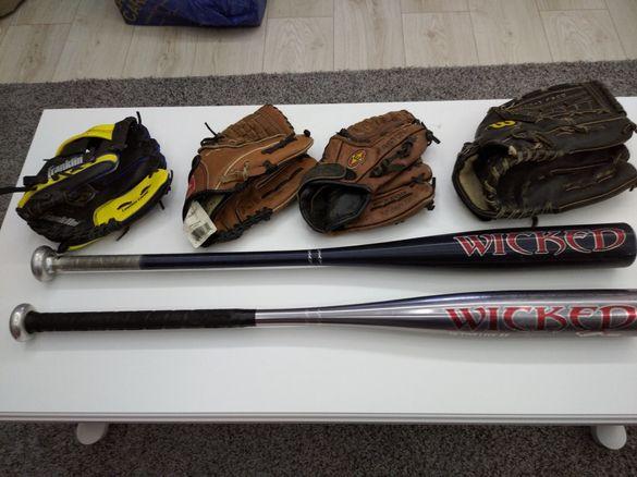 Бейзболни ръкавици