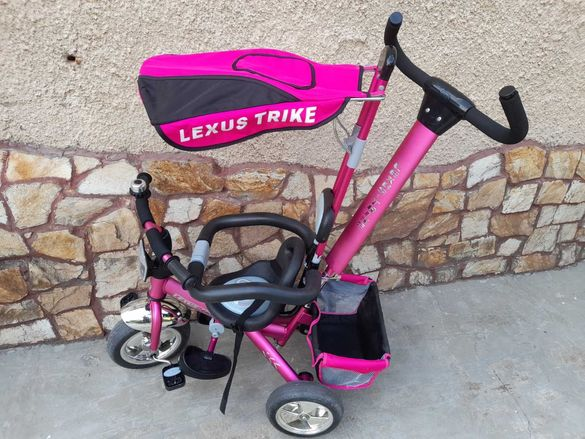 Детско колело lexus trike