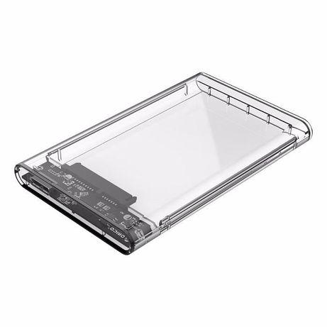 Rack Extern ORICO USB 3.0 Carcasa pentru HDD SATA 2.5 - Transparent