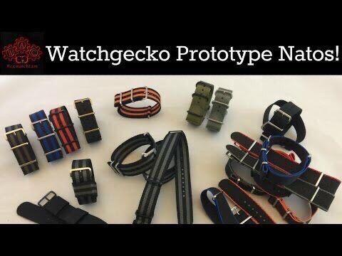 Качествени Нато и Зулу каишки от естествена кожа - Geckota, WatchGecko