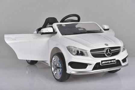 Masinuta electrica Mercedes CLA 45 | Varianta MARE 118 x 69 x 51 cm