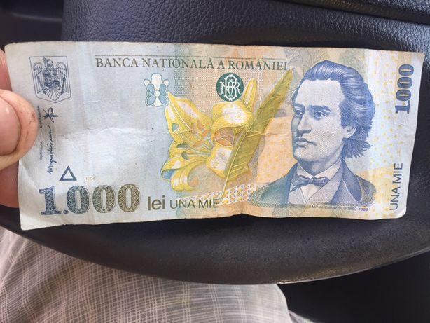 Bancnote de 1000