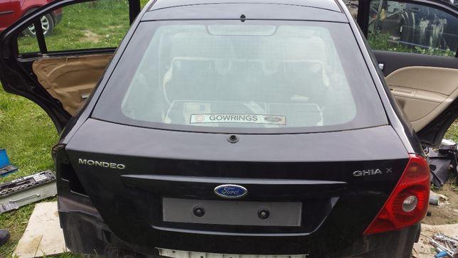 Haion capota Spate Ford Mondeo MK 3 berlina negru 01 - 2006