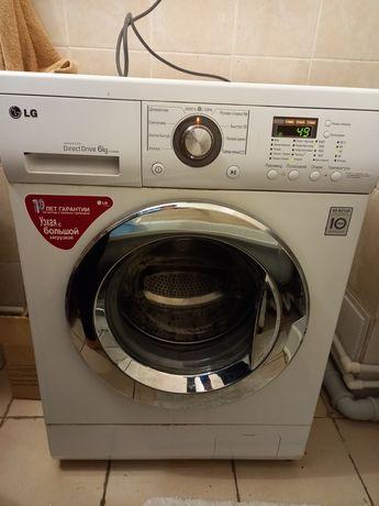 Стиральная машинка LG 6 кг