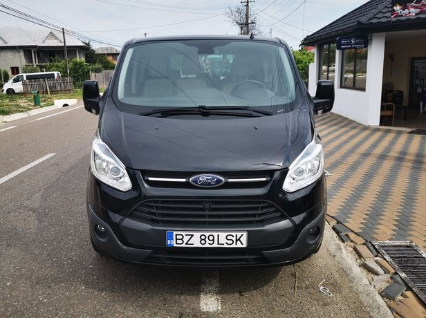 Vand Ford Tourneo Custom Titanium Edition