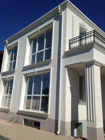 Масивна двуетажна къща с 800 кв.м.двор в с.Ягодово,Община Родопи,Пловд