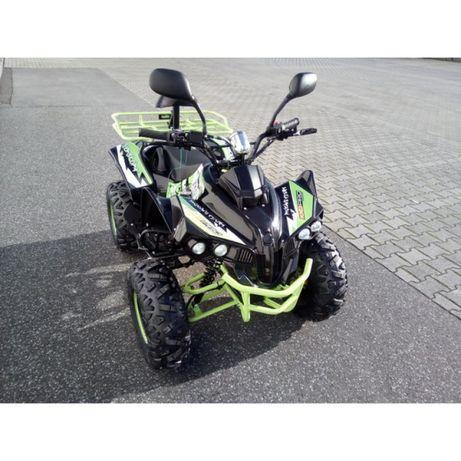 """ATV Raptor 125 Roata pe 8"""" ProS Lemon"""