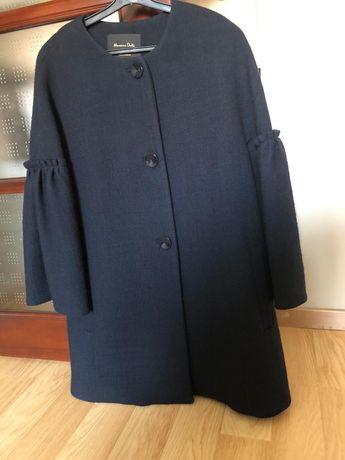 Massimo dutti пальто свободного кроя