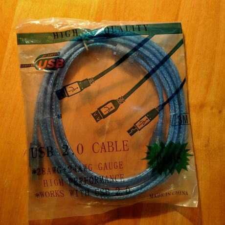 Продам ЮСБ кабель новые