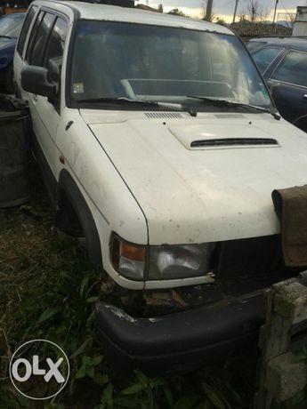 Опел Монтерей 3.1 Opel Monterey турбо дизел само на 4асти
