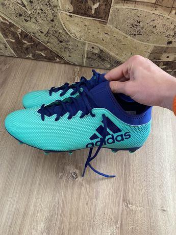 Ghete fotbal Adidas X17.3 FG originale