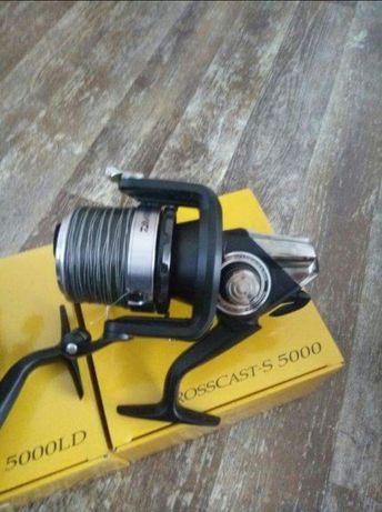 Mulinete Daiwa Crosscast S 5000