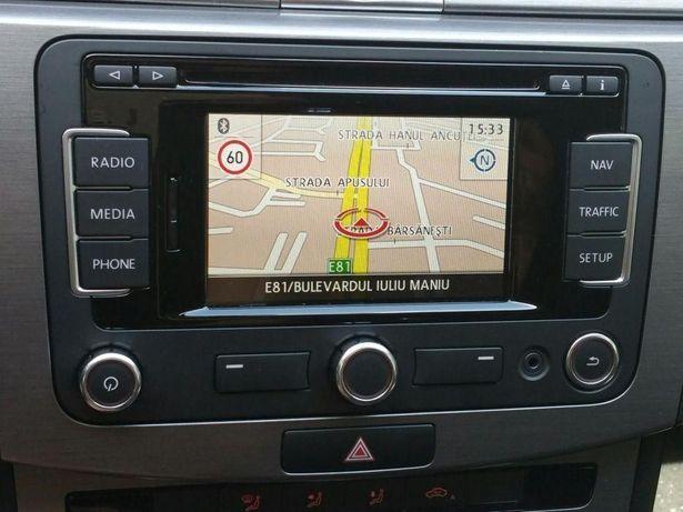 Harti update, VW, SKODA, SEAT RNS310-315-RNS 510