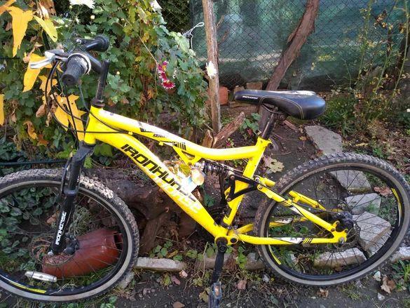 Продавам най-ниска цена!!! велосипед IRON HORSE - колело маунтин байк