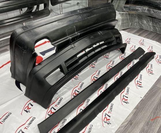 БМВ Е34, Е36, Е39 передний, задний бампер, пороги, накладки, спойл