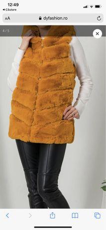 Vesta blana ecologica